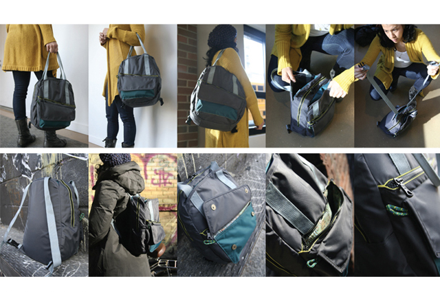 Backpack-features
