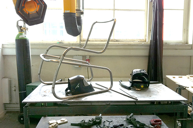 Welded Chair