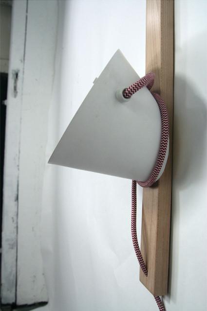 white lamp 3